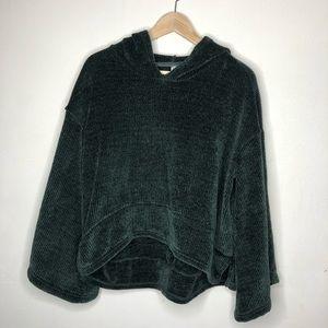 Gilligan & O'Malley Sleepwear Green Sweater
